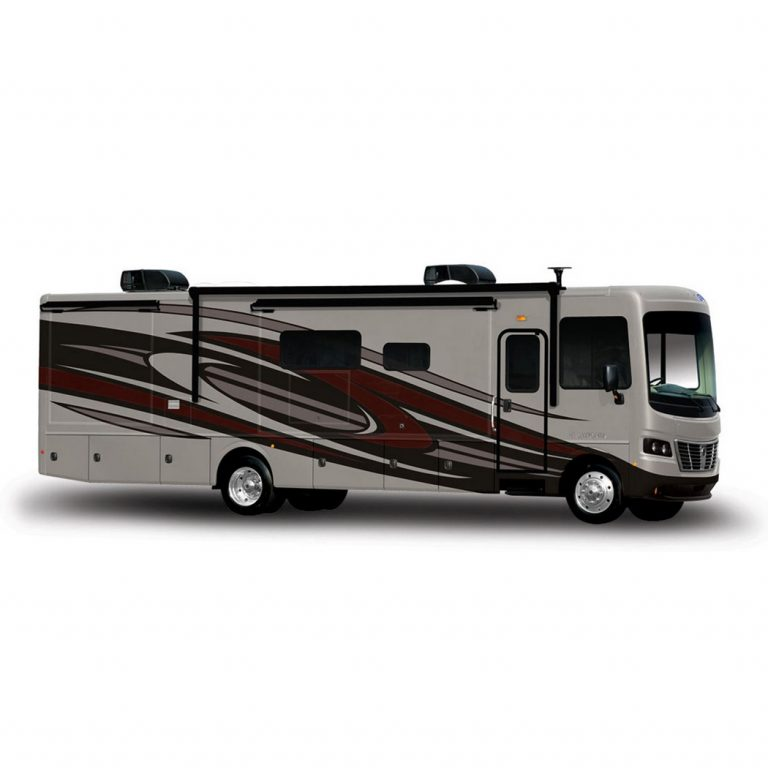 HOLIDAY RAMBLER | recreational vehicle