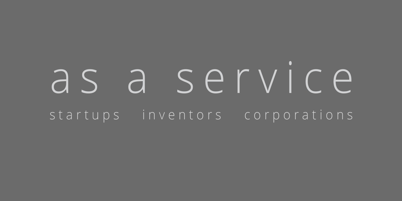 SERVCE BUTTON | as a service