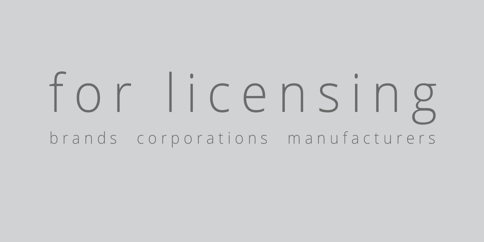 LICENSING BUTTON | for licensing