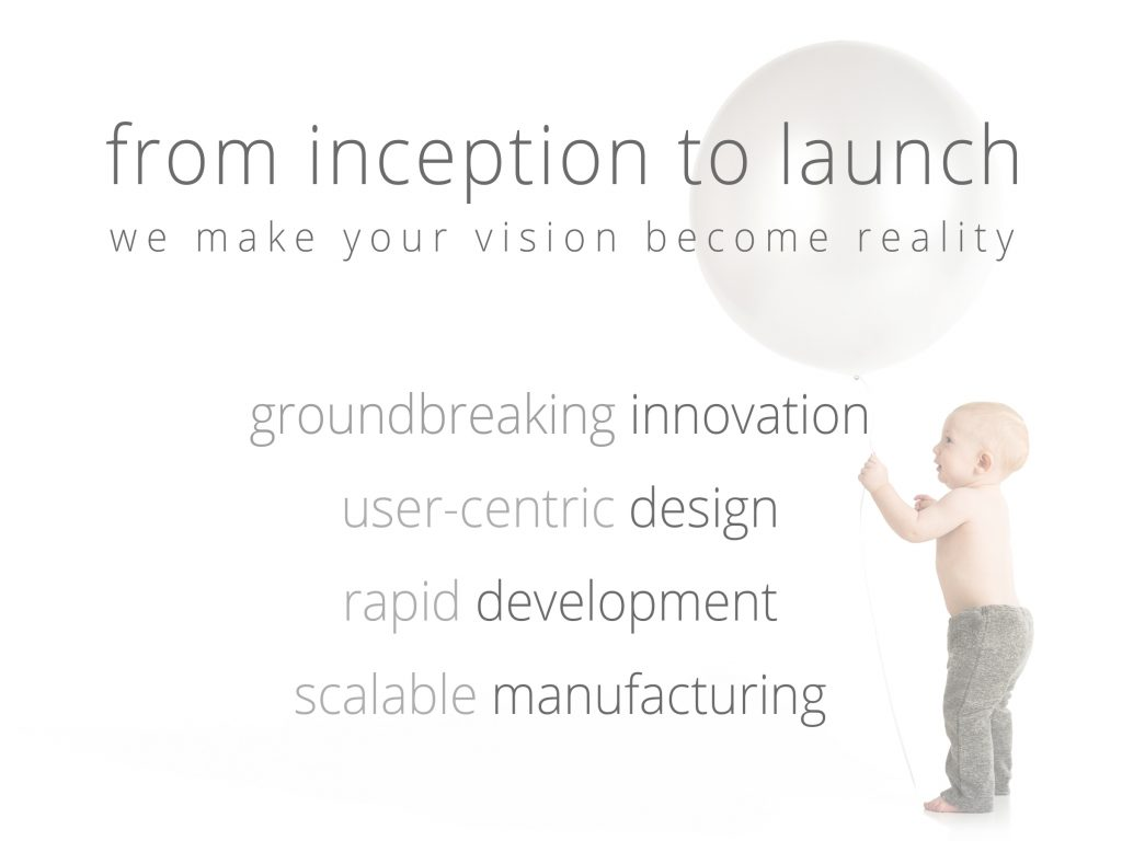 SERVICE | from inception to launch