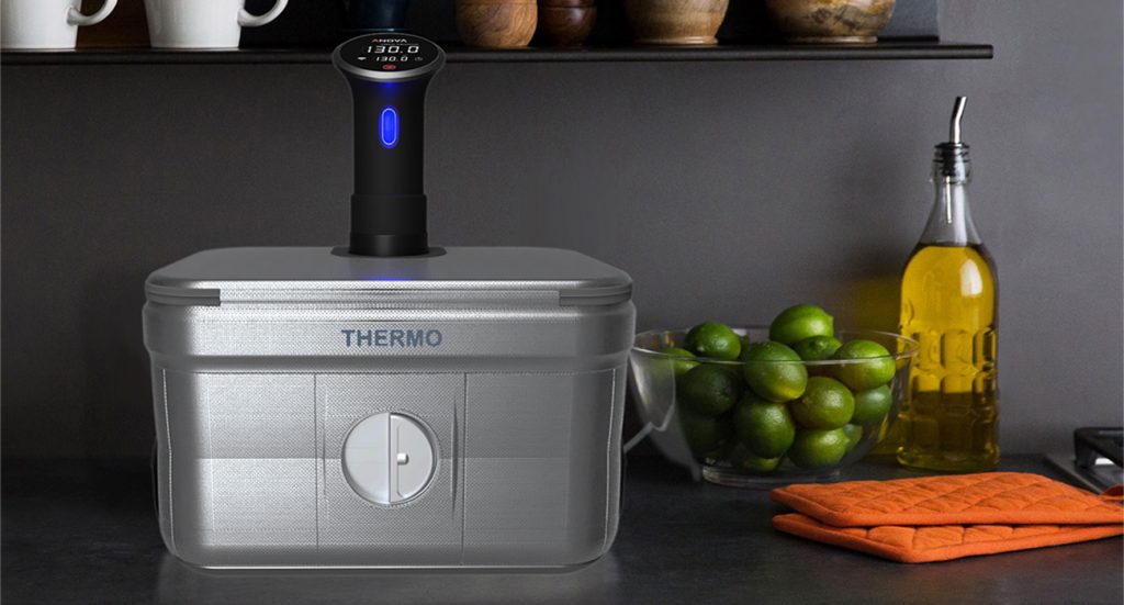 THERMO | sous-vide cooking vessel